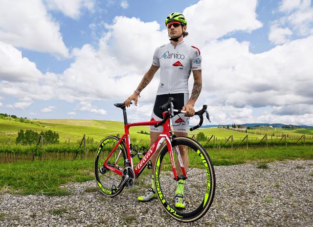 Filippo Pozzato Campione Ciclismo