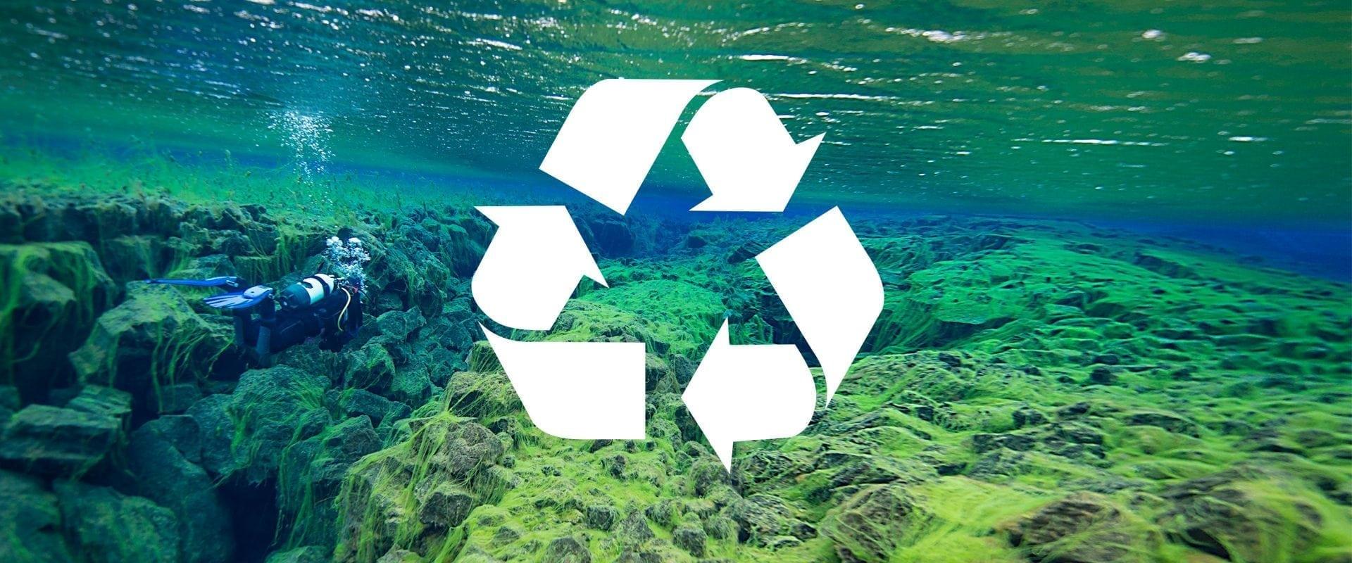 recycled fabrics: nylon fabrics in econyl